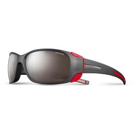 Julbo Montebianco Spectron 4 Okulary przeciwsłoneczne, czarny/czerwony